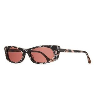 Le Specs Luxe Deep Shade Black Rose